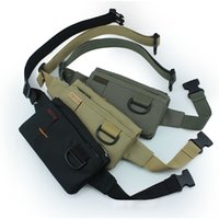 Wholesale Thin Waist Pack - Wholesale- Multifunctional mobile phone waist pack female travel ultra-thin close-fitting invisible anti-theft bag outside sport running