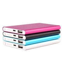 Wholesale Tablet Pc Mobile Phone Price - lowest price Wholesale Ultra thin slim powerbank xiaomi power bank External battery for mobile phone Tablet PC