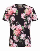 Wholesale Religion Free - Christian religion summer design UFO French men's T-shirt fashion brand high quality hip hop 100% cotton T-shirt free shipping Medusa #44056
