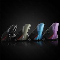 Wholesale Ergonomic Design - 2.4GHz Wireless mouse Ergonomic Design WOWPEN Vertical Optical Mouse JOY Wrist Pain Black