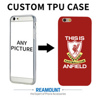 Wholesale Universal Personal - 100pcs New Fashion Customized Personal case for iPhone 7 Painted DIY Colored SOFT TPU Case Cover For iPhone 5 6 6plus 7 7
