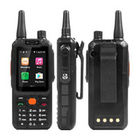 Wholesale phone walkie talkie - 4G Zello PTT Walkie Talkie Smartphone 2.4 Inch Alps F25 Mobile Phone 1GB RAM 8GB ROM Android 5.1 Quad Core 3500mAh