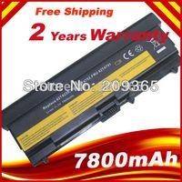 "Wholesale Thinkpad L512 - Wholesale-9cells 7800mAh Battery For Lenovo ThinkPad L410 L412 L420 L421 L510 L512 L520 SL410 SL510 T410 T410i T420 T510 T520 Edge 14"""