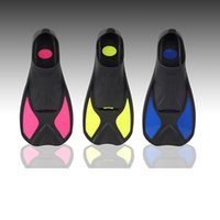 Wholesale Light Weight Fins Swimming Creative Sty E Design Travel Scuba Fins Snorkeling Swim Fins Easy To Use