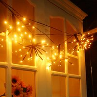 Wholesale outdoor hand warmer - LED String Lights DIY Hand-made 6.5ft 100 LEDs Waterproof Fairy Lights with 8 Lighting Modes for Indoor Outdoor Garden Christmas Wedding