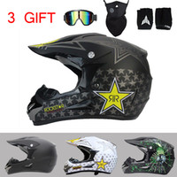 Wholesale Moto Motorcycle Helmets - Wholesale- 2016 Casco Capacetes Motocross Helmet ATV Moto Helmet Cross Downhill Off-road Motorcycle Helmet DOT Free Shipping