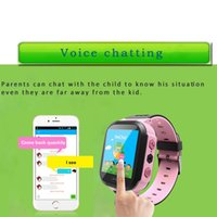 """Wholesale message flash - Wholesale- Lemado Q528 Kids GPS Tracker Watch Kids Smart Watch with Flash Light 1.44"""" Touch Screen SOS Call Location Finder for Child"""