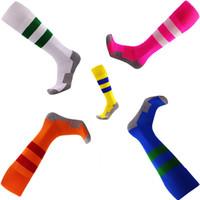 Wholesale Nylon Socks For Children - 2017 new non-slip towel bottom children and adult soccer basketball stockings sports socks soccer socks   for all kinds of sports socks