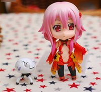 Wholesale Inori Yuzuriha Figure - POPOToyFirm Cute Nendoroid Model Guilty Crown 240# Yuzuriha Inori Decoration Doll PVC Action Figure Anime Figure