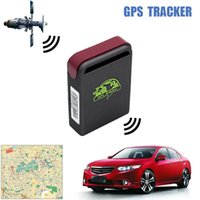Wholesale Ce Vehicle Tracking Device - Superior Mini Vehicle GSM GPRS GPS Tracker or Car Vehicle Tracking Locator Device Mini Car Vehicle TK102B With car charger
