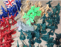 Wholesale toy soldiers for sale - Group buy children s toys military model toys gift boy toy stall villain soldiers of World War II soldiers who model