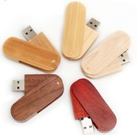 Wholesale 128gb Flash Drive Wholesale - branded usb flash drives Wooden stick Pendrive 8GB USB 2.0 Memory stick USB Falsh Memory 4GB 16GB 32GB 64GB 128GB for Wedding gift