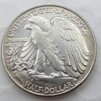 Wholesale dance sale - High Quality 1938d Walking Liberty Half Dollar COIN COPY Whole Sale High Quality Cheap Factory Price