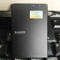 Wholesale Ericsson Xperia U - Free Shipping Rechargeable Battery BA600 1190mAh For Sony Xperia U ST25i ST25 High Capacity Battery