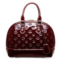 Wholesale branded handbags for girls - Wholesale-Sovela Fashion Shoulder Bags For Girls Embossed Handbags Brand Designers Leather Women Messenger Bags Crossbody Tote Bags Bolsos