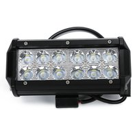 Wholesale DC V Automotive Exterior Work Light W LED Vehicle Lighting Bar with Cold White K Car Headlights