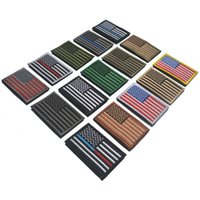 Wholesale Embroidered United States American Flag Embroidered Patch Patriotic USA Military tactics Patch Iron On Patches or Sew to Any Garment