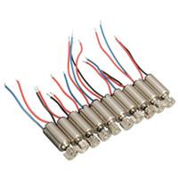 vibradores de alta vibração venda por atacado-Melhor Preço 10x 4x8mm DC 1.5-3 V Micro Coreless Vibrador Do Motor Da Vibração Do Telefone Celular Para Alta Qualidade