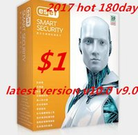ESET NOD32 Security Suite ESS Antivirus Code d'activation universelle Clé de licence 180 jours300 jours 3pc3user