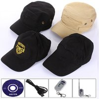 HD 720P Spy Cap Kamera Fernbedienung Hidden Pinhole Kamera Hut Mini DV DVR Videorecorder Unterstützung bis zu 32GB dropshipping