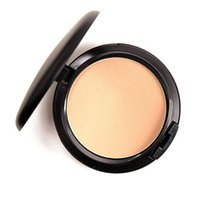 fix block Australia - New Foundation Brand Make-up Studio Fix Powder Cake Easy to Wear Face Powder Blot Pressed Powder Sun Block Foundation 15g NC & NW Free Ship