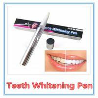 Wholesale Dental Brushes - Teeth Whitening Pen-2.5ml 35% Carbamide Peroxide Gel Soft Brush Applicator For Tooth Whitening Dental Care Whitener Gel 2ml