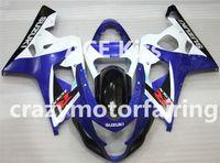 Wholesale Suzuki K4 - 3 gifts High quality Fairing kit for SUZUKI GSX-R600 GSX-R750 2004 2005 K4 fairings bodywork set GSX-R600 750 04 05 1-8 choose your favorite