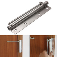 Wholesale Automatic Closing Door Closer Fire Rated Stainless Steel Surface Adjustable Mounted