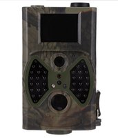 Outdoor HC300 HC-300A Caméra de chasse scoute 12MP HD 940NM Visionneuse infrarouge Night Vision Cam Trail IR Ann