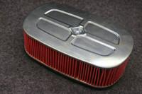 Wholesale Air Filter Honda Fit - Free shipping motorcycle air filter fit for Honda xr250 xr250l xr250r xr400r xr600r xr650l 93-02 motorcycle air clean filter