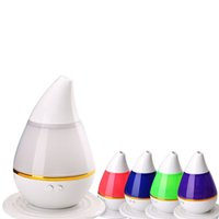 Wholesale Mini water drop Humidifier USB Humidifier Car Aromatherapy Essential Oil Diffuser Atomizer Air Purifier Mist