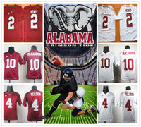 Wholesale Derrick Green - Youth Alabama Crimson Tid Youth NCAA KID Football Jerseys 2 Jalen Hurts 2 Derrick Henry 3 Ridley 4 T.J Yeldon 10 AJ McCarron HOT SALE