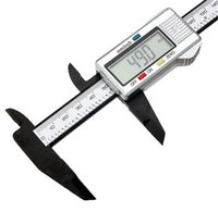 Wholesale Digital Vernier Caliper Widescreen - 6inch 150 mm Digital Vernier Caliper Micrometer Guage Widescreen Electronic Accurately Measuring Stainless Steel
