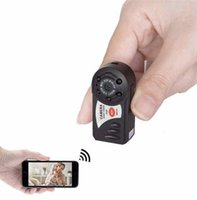 Mini Wifi DVR Wireless IP Camcorder 480P Video Recorder Kamera Infrarot Nachtsicht Kamera Bewegungserkennung Eingebautes Mikrofon