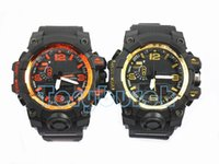 Wholesale New Led Arrivals - New arrival relogio GWG men's sports watches, LED chronograph wristwatch, military watch, digital watch, good gift for men boy dropshipping