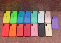 couverture d'iface pour iphone achat en gros de-iface cas couverture arrière complète de protection pour iphone x 8 / 8plus 7 7plus 6 6 plus samsung galaxy s6 s6 bord s5 note4 avec forfait de vente au détail