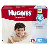 Wholesale Disposable Cloths - Hies Snug & Dry Baby Diapers Economy Plus Pack ( size 1 - size 6 )