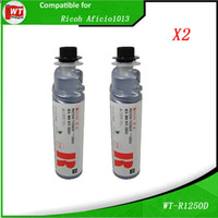 Wholesale Ricoh Aficio Toner - Ricoh 1250D , 2pk Compatible Toner Cartridge for Ricoh Aficio1013 , Ricoh Aficio 1250D , BK - 7,000 pages