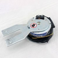 Wholesale Electric Motor Lock - Double lock 24VDC 6.0nm electric motor brake Assembly for Sunrise S425 S400 China Tail electric motor brake