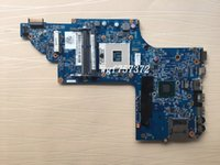 Wholesale intel hm77 motherboard for sale - For HP DV6 Laptop Motherboard HM77 Intel s989 DDR3 Notebook Systemboard