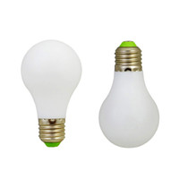 Wholesale 5w Led Bulb B22 - 360 Degree LED Globe bulbs Lights E27 B22 Lamp bubble 3w 5w 7w 9w high bright A19 A60 LED bulbs AC85-265V Free Shipping