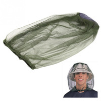 Wholesale Head Wear Cap - Outdoor Fishing Face Cap Cover Anti-mosquito Mask Hat Mesh Face Protection Mosquito Head Net for Fishermen Hunters Outside Head Wearing Caps