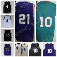 Basketball sport jason - Sport Basketball Jerseys Throwback Jason Williams Chirs Webber Mike Bibby Vinatge Vlade Divac Black White Purple with player name