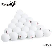Wholesale Pingpong Balls - 60 Pcs 3-Star Table Tennis 30 Pcs 3-Star 40mm Table Tennis Balls Ping pong Ball White Orange Pingpong Ball Amateur Advanced Training +B