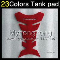 Wholesale rc51 sp2 - 23Colors 3D Carbon Fiber Gas Tank Pad Protector For HONDA VTR1000 2000 2001 2002 2003 04 2005 2006 RC51 SP1 SP2 VTR 1000 3D Tank Cap Sticker