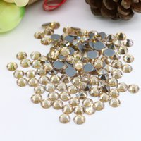 Rhinestones black shadow movie - 2028 NEW Color Austrian HOTFIX Rhinestone SS6 SS8 SS10 SS16 SS20 Crystal Golden Shadow