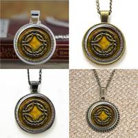 Wholesale Bracelet Binding - 10pcs Icelandic Bind Runes Pendant Necklace keyring bookmark cufflink earring bracelet