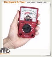 Wholesale Testers Voltage Ac Dc - Analogue Multimeter Tester DC AC Voltage DC Current Resistance Battery Test