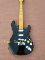 Wholesale Oem Body Parts - 2017 New Arrival ST Electric Guitar silver Parts High Quality Guitars OEM Available