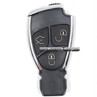 Wholesale Mercedes Key Case - Modified New Smart Remote Key Shell Case Fob 3B for Mercedes-Benz CLS C E S